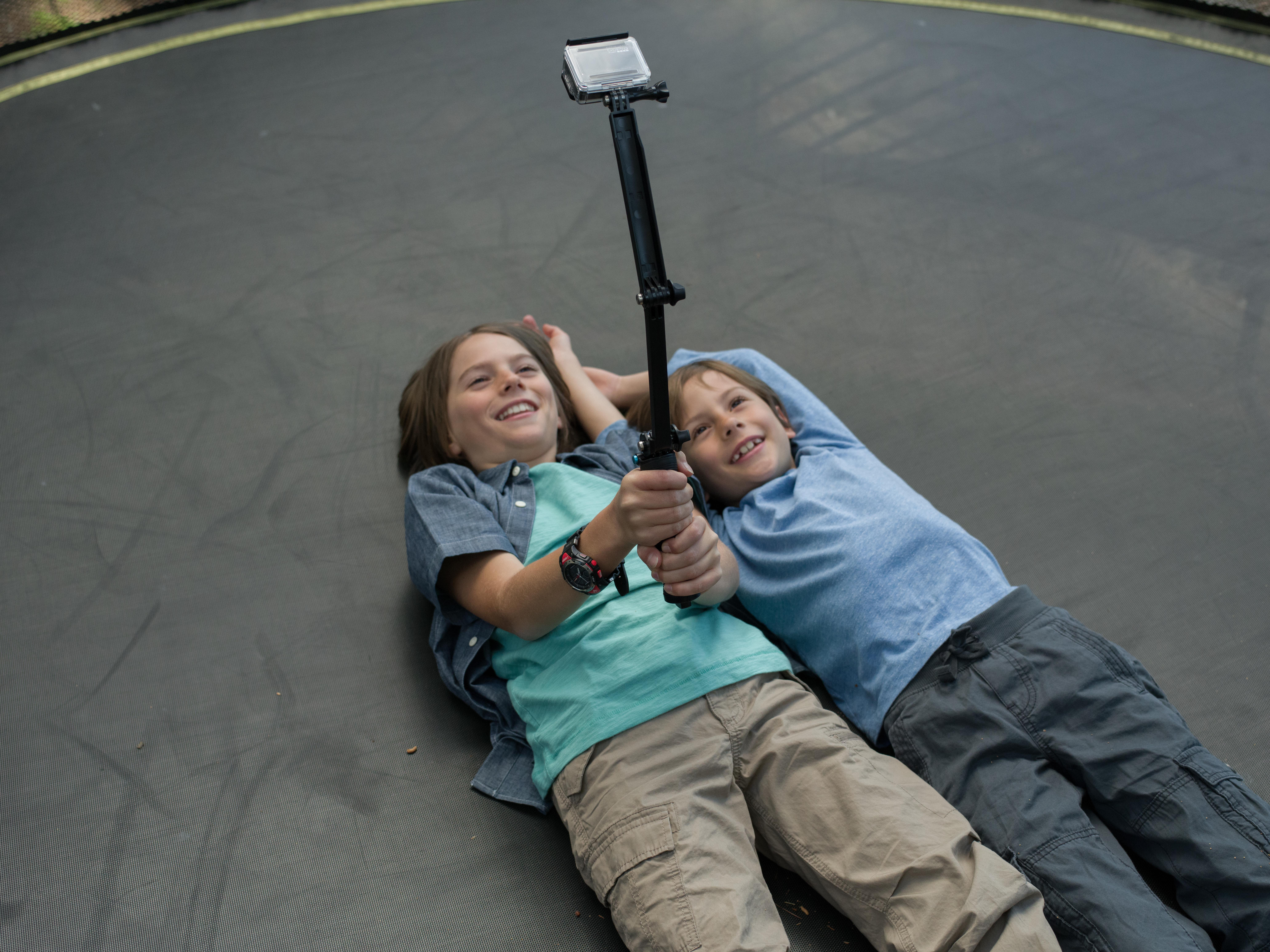 Father's Day GoPro Kids